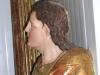 Partes de retablo desmontado de Burgos.
