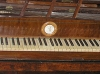 Pianola, desmontada