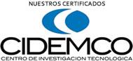Certificados Cidemco