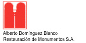 Alberto Dominguez Blanco Restauración de Monumentos S.A.